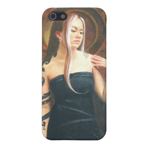 Moon Goddess iPhone 5 Cases