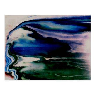 Moon Goddess of the Sea CricketDiane Art & Design Postcard