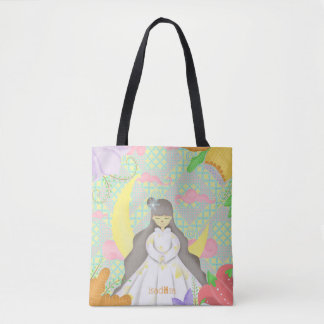 Moon Godness Tote Bag