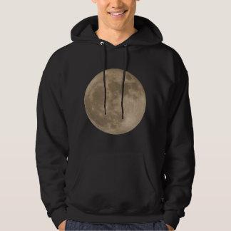 Moon Hoodie Full Moon Sweatshirt Moon Shirt