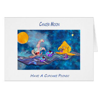 Moon in Cancer Card
