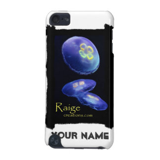 Moon Jellyfish iPod case by Raige Creations iPod Touch (5th Generation) Case