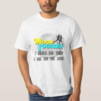 Moon Joggers: BOLDLY RUN T-Shirt