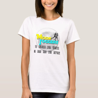 Moon Joggers: To Boldly Run T-Shirt