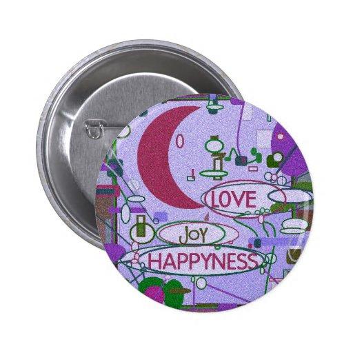 Moon Joy Buttons