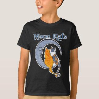 Moon Kats Big Tee Dark