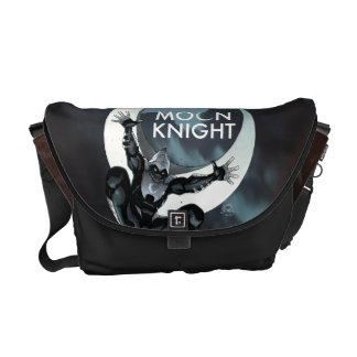 Moon Knight Cover Courier Bag