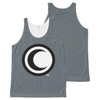 Moon Knight Logo All-Over Print Tank Top