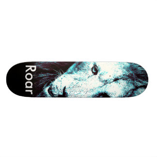 MOON LION  - Roar Skateboard Deck