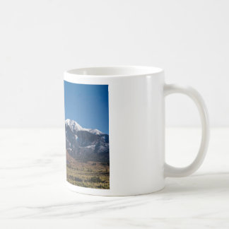Moon Lit Colorado Great Sand Dunes Starry Night Coffee Mug