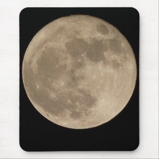 Moon Mousepad Astrology Full Moon Computer Gifts