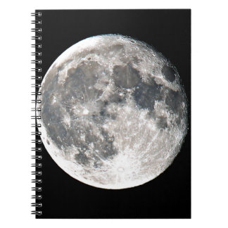 Moon Spiral Note Books