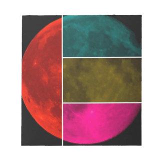 Moon Notepads