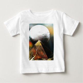 MOON ON PYRAMID .1.JPG BABY T-Shirt
