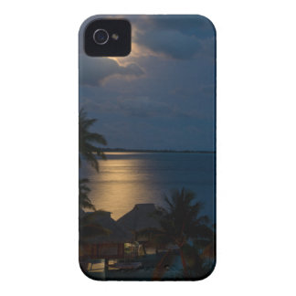 Moon one will bora will bora iPhone 4 case