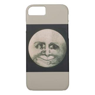 Moon Optical Illusion iPhone 8/7 Case