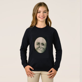 Moon Optical Illusion - So Fun Sweatshirt