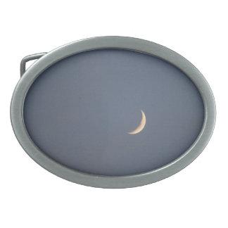 Moon Oval Belt Buckle