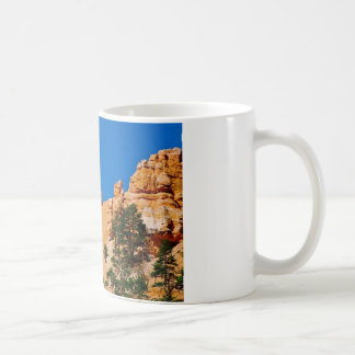 Moon over Bryce Canyon, Utah Coffee Mug