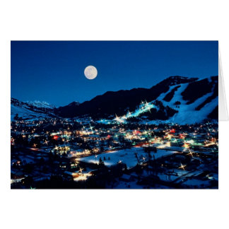 Moon Over Jackson Card