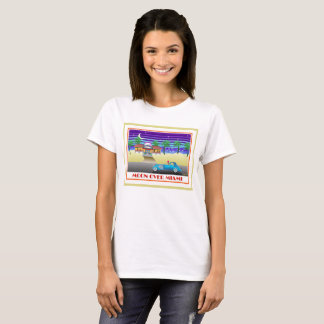 Moon Over Miami Sandy T-Shirt