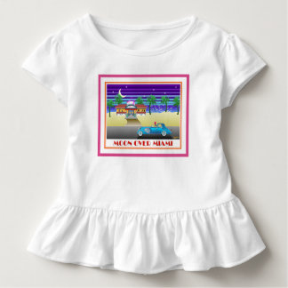 Moon Over Miami Toddler T-Shirt