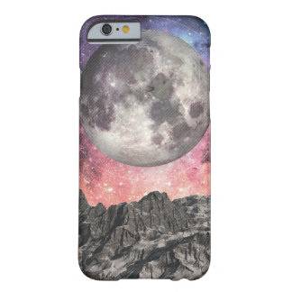 Moon Over Mountain Lake Barely There iPhone 6 Case