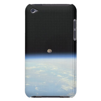 Moon Over the Earth Barely There iPod Cases