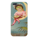 Moon Over Venice iPhone 5 Cases