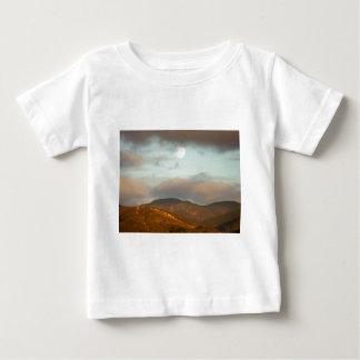Moon over Vineyards Baby T-Shirt