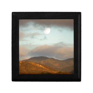 Moon over Vineyards Small Square Gift Box