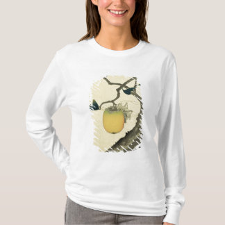 Moon, Persimmon and Grasshopper, 1807 T-Shirt