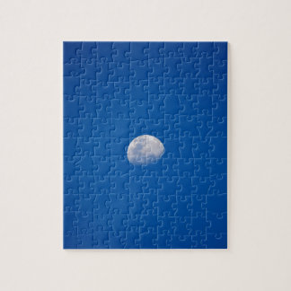 MOON PHASE DAY TIME SKY JIGSAW PUZZLE