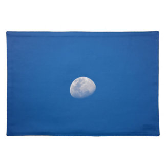 MOON PHASE DAY TIME SKY PLACEMAT