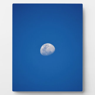 MOON PHASE DAY TIME SKY PLAQUE