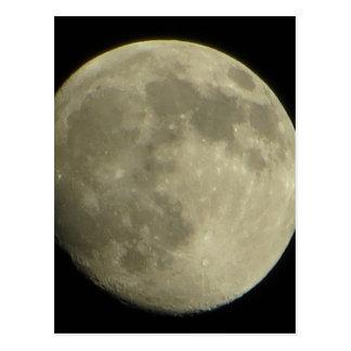 Moon Pic #2 Postcard