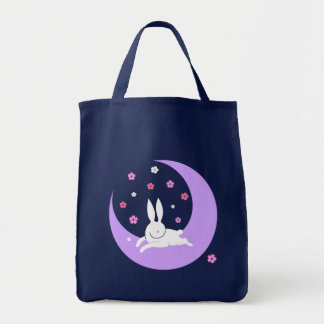 Moon rabbit bag