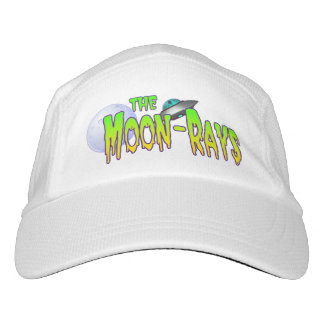 Moon-Rays ball cap white