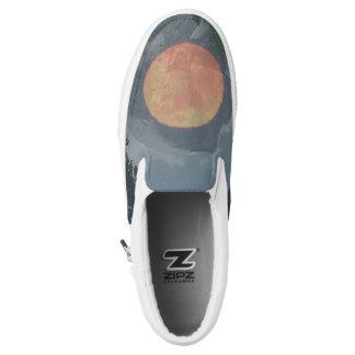 Moon Rock Slip On Shoes