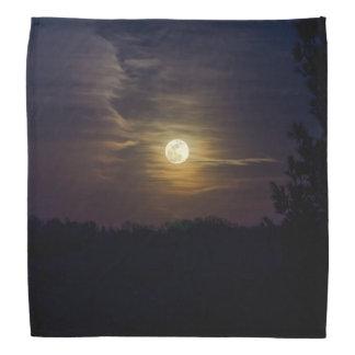 Moon Silhouette Bandana