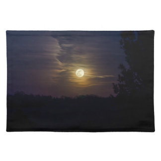 Moon Silhouette Placemat