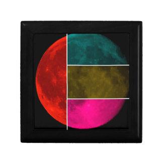 Moon Small Square Gift Box