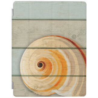 Moon Snail iPad Cover