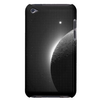 Moon, Solar Corona & Venus Space Barely There iPod Covers