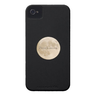 Moon Solitude Blackberry Mate Case Case-Mate iPhone 4 Case