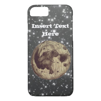 Moon Space Astronomy iPhone 8/7 Case