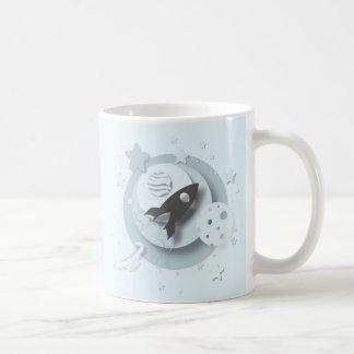 Moon & Stars Costomisable Name Mug