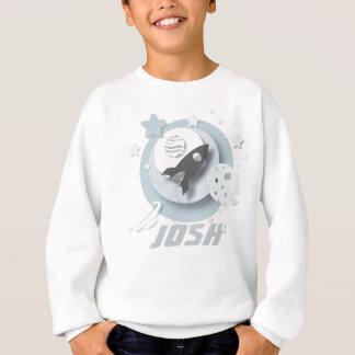 Moon & Stars Customisable Kids Sweatshirt