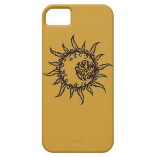 moon & sun tribal case for the iPhone 5