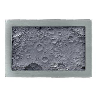 Moon Surface Belt Buckle